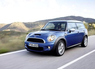 BMW Mini Clubman 2007